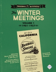 Baseball's Business: The Winter Meetings
