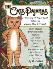 The Cat's Pajamas: A Treasury of Paper Dolls