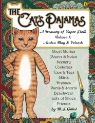 The Cat's Pajamas: A Treasury of Paper Dolls