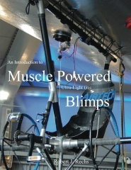 An Introduction to Muscle Powered Ultra-Light Gas Blimps