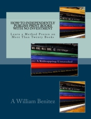How-To Independently Publish Print Books With No Investment