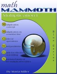 Math Mammoth Multiplication 1