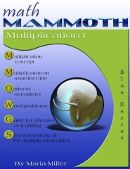 Math Mammoth Multiplication 1