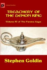 Treachery of the Demon King (Large Print Edition)