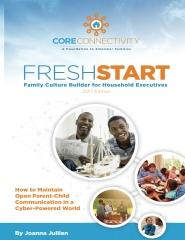 Fresh Start Family Culture Builder for Household Executives