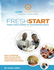 Fresh Start Family Culture Builder for Household Executives