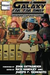 A Galaxy Far, Far Away: Exploring Star Wars Comics