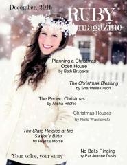 RUBY magazine December 2016