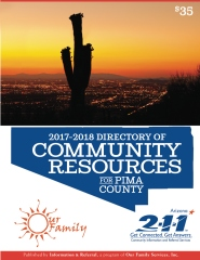 Directory of Community Resources for Pima County 2017-2018