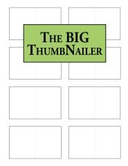 The BIG ThumbNailer