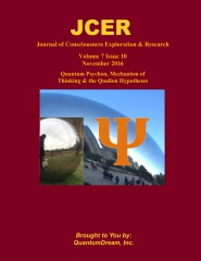 Journal of Consciousness Exploration & Research Volume 7 Issue 10