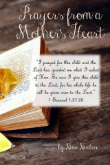 Prayers from a Mother's Heart Yellow Rose