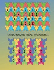Tessellating Animals Activity Book