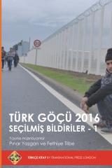 Turk Gocu 2016: Secilmis Bildiriler - 1