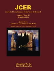 Journal of Consciousness Exploration & Research Volume 7 Issue 11