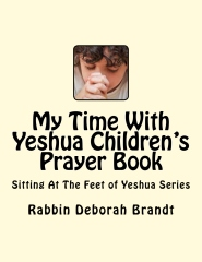 My Time With Yeshua Children's Prayer Book