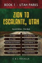 Zion to Escalante, Utah