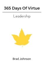 365 Days Of Virtue - Leadership
