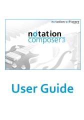 notation composer 3 User Guide