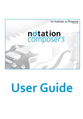 notation composer 3 User Guide