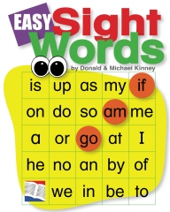 Easy Sight Words