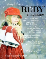 RUBY Magazine January 2017