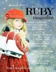 RUBY Magazine January 2017