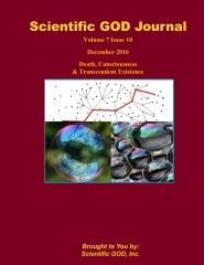 Scientific GOD Journal Volume 7 Issue 10