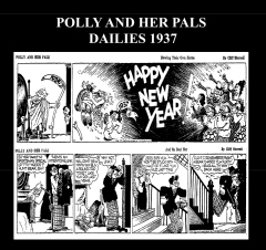 Polly And Her Pals Dailies 1937 (B&W)