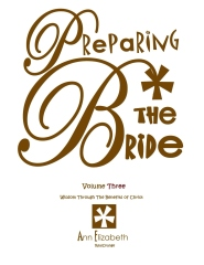 Preparing The Bride - Volume 3