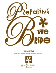 Preparing The Bride - Volume 5