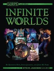 GURPS Infinite Worlds