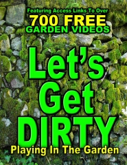 Let's Get Dirty: Playing In The Garden
