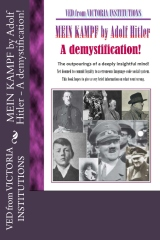 MEIN KAMPF by Adolf Hitler - A demystification!