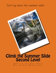 Climb the Summer Slide Second Level