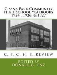Cissna Park Community High School Yearbooks 1924 TO 1927