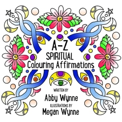 A - Z Spiritual Colouring Affirmations