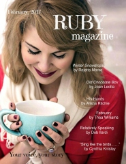 RUBY Magazine February 2017