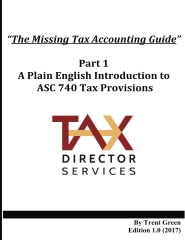 The Missing Tax Accounting Guide - Part 1
