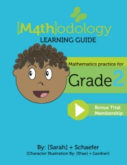 [M4th]odology Learning Guide Mathematics Practice for Grade 2