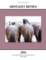 Kentucky Review 2016
