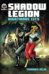 Shadow Legion: Nightmare City