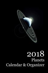 2018 Planets Calendar & Organizer