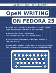 OpeN Writing On Fedora 25