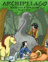 Archipelago Book 1-2: Ruin Island