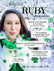 RUBY magazine March 2017