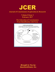 Journal of Consciousness Exploration & Research Volume 8 Issue 2