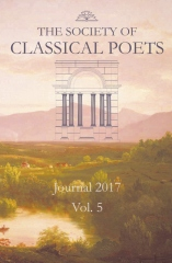 The Society of Classical Poets Journal 2017