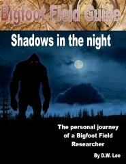 Bigfoot Field Guide: In the shadows
