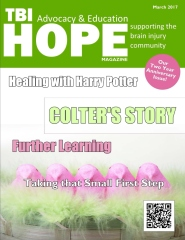 TBI HOPE Magazine - March 2017